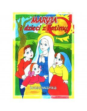 Maryja i dzieci z Fatimy....
