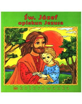 Święty Józef opiekun Jezusa...