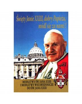 Święty Janie XXIII, dobry...