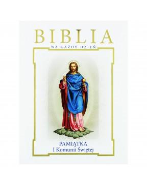 Biblia na każdy dzień - Bóg...