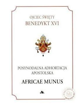 Benedykt XVI - Posynodalna...