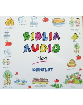 Biblia audio kids