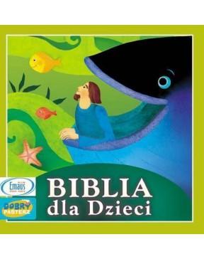 Biblia dla dzieci - audiobook