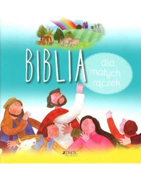 Biblia dla małych rączek