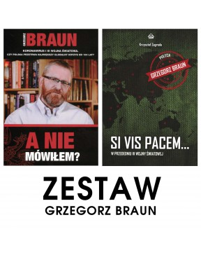 Si vis pacem… + Grzegorz...