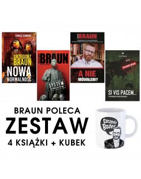 Grzegorz Braun poleca -...