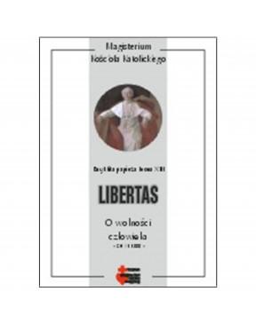 Leon XIII P.P. - Libertas...