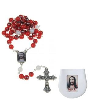 Różaniec Jezu Ty się tym...