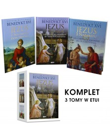 Benedykt XVI - Jezus z...