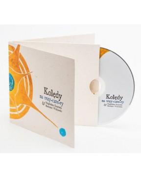 Kolędy na trzy-czte-ry - CD