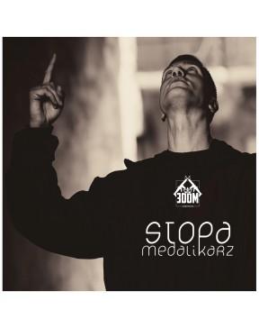 Stopa - Medalikarz - CD