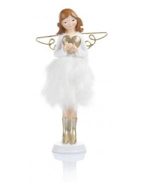 Figurka - aniołek -...