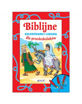 Biblijne kolorowanki i...