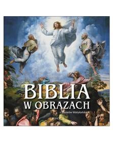 Biblia w obrazach z Muzeów...