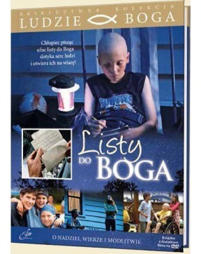 Listy do Boga + 2 DVD
