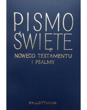 Nowy Testament i Psalmy -...