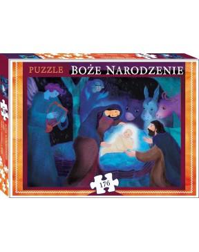 Puzzle Boże Narodzenie 176...