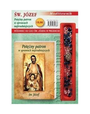 Św. Józef. Potężny patron w...