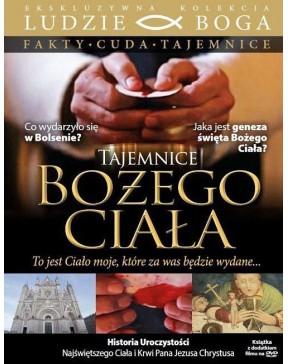 Tajemnice Bożego Ciała DVD