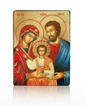 Ikona Święta Rodzina 3501...