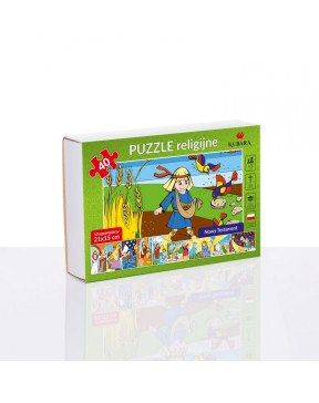 Puzzle - Nowy Testament -...