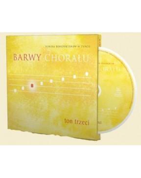 Barwy Chorału ton trzeci CD