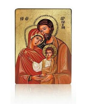 Ikona Święta Rodzina 3502...