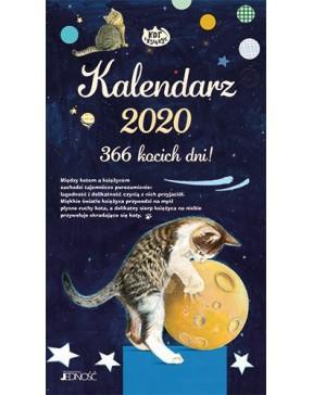 Kalendarz 2020. 366 kocich dni