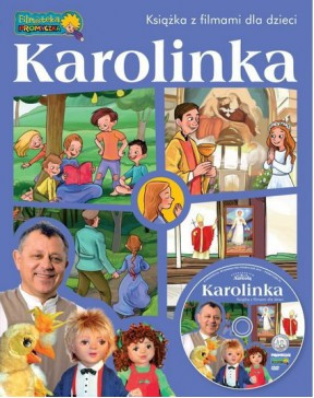 Karolinka - książka z...