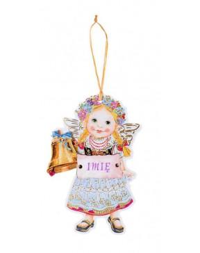 Aniołek imienny - Krakowianka