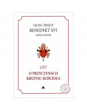 Benedykt XVI - List o...