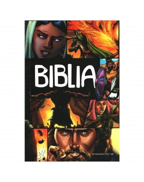 Biblia komiks - Boża...