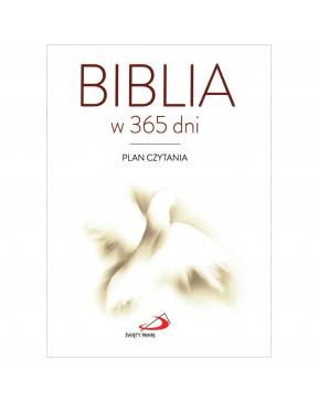 Biblia w 365 dni - plan...