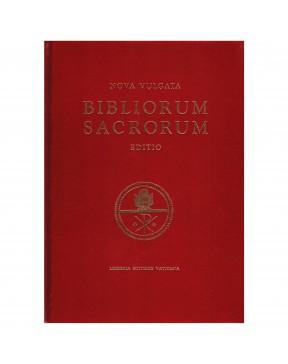 Nova Vulgata Bibliorum...