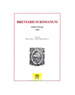 Breviarium romanum. Editio...