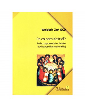 Wojciech Ciak OCD - Po co...