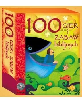 100 Gier i zabaw biblijnych...