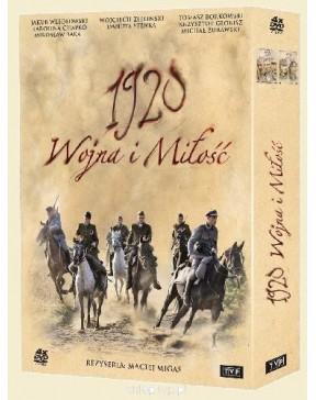 1920. Wojna i miłość DVD