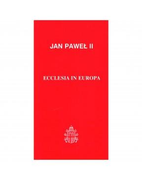 Jan Paweł II - Ecclesia in...