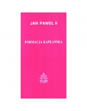 Jan Paweł II - Formacja...