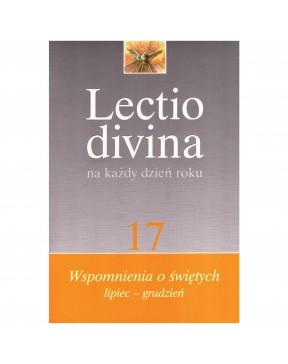 Lectio divina - tom 17 -...
